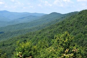 Photo of mountain view that Logan County WV lawyer Jason Harwood enjoys when not working with his clients on their personal injury, divorce, or criminal defense legal matters.