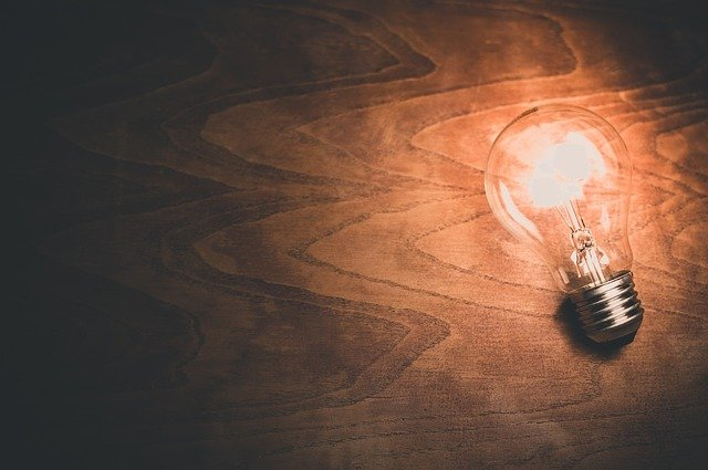An image of a shining lightbulb representing how Jason Harwood Legal PLLC can provide WV bankruptcy answers for questions about the process.